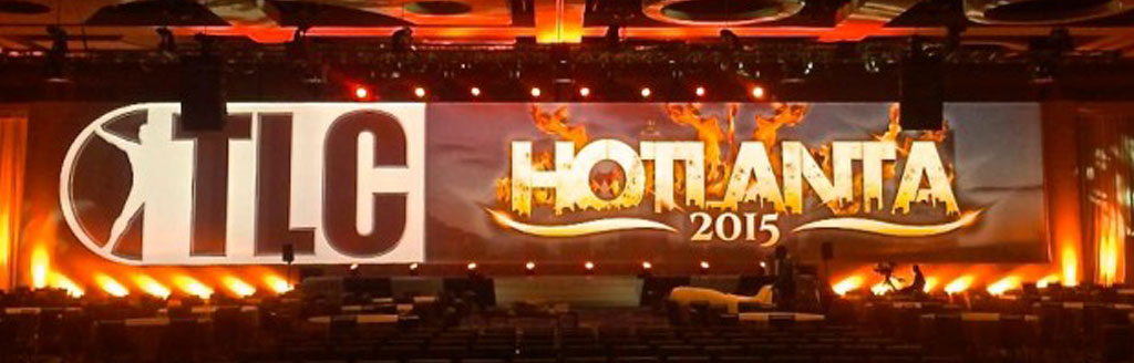 "Media Stage ON FIRE at TLC ""HOTLANTA"" National Conference Summer 2015"