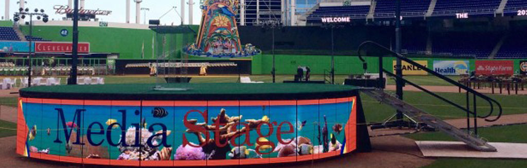 Marlins Park Summer Showcase 2015: Powered By Media Stage