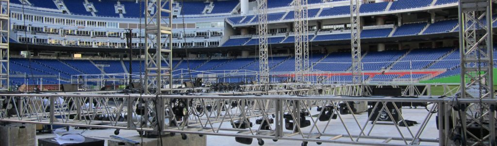 Media Stage provides complete AV support for company events, meetings, and public events