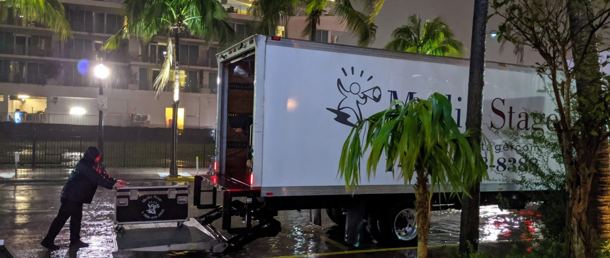 How to Prepare and Produce AV for Outdoor Events