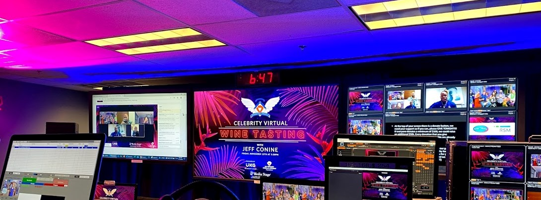Virtual event raises over $350,000 for Joe DiMaggio Children's Hospital